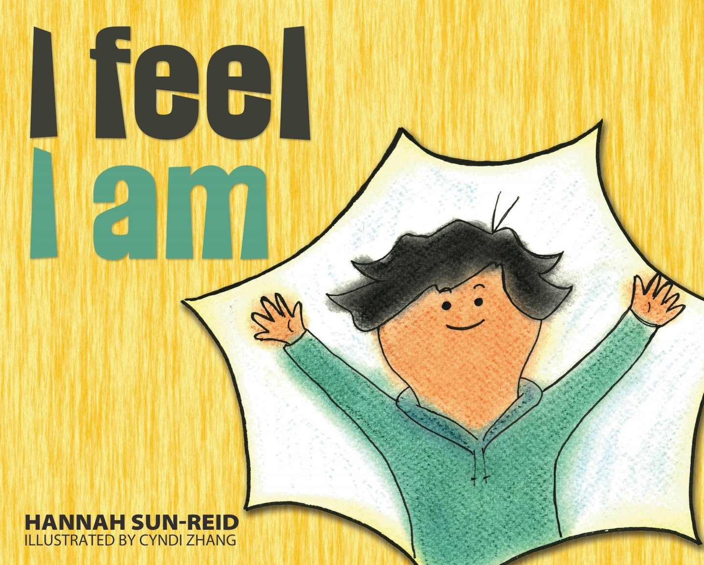 Book - I feel I am (Foster Care Version)